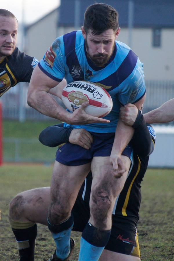 Star forward Joe McClean agrees to stay on - All Golds Rugby League Gloucestershire