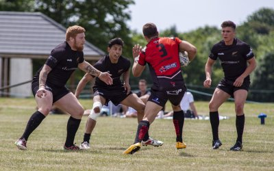 ALL GOLDS OVERCOME STIFF SWINDON RESISTANCE