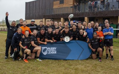 RFL LAUNCHES SOUTHERN CONFERENCE LEAGUE FOR ENGLAND AND WALES