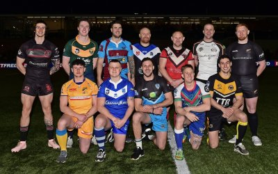 NEW SOUTHERN CONFERENCE LEAGUE LAUNCHED