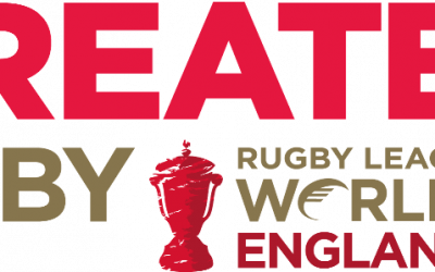 ALL GOLDS RECEIVE £1875 FROM THE CREATEDBY RLWC2021 CAPITAL GRANTS LEGACY PROGRAMME