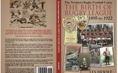 The Birth of Rugby League – New Book