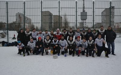 RUGBY LEAGUE RETURNS TO RUSSIA THANKS TO HELP FROM ALL GOLDS