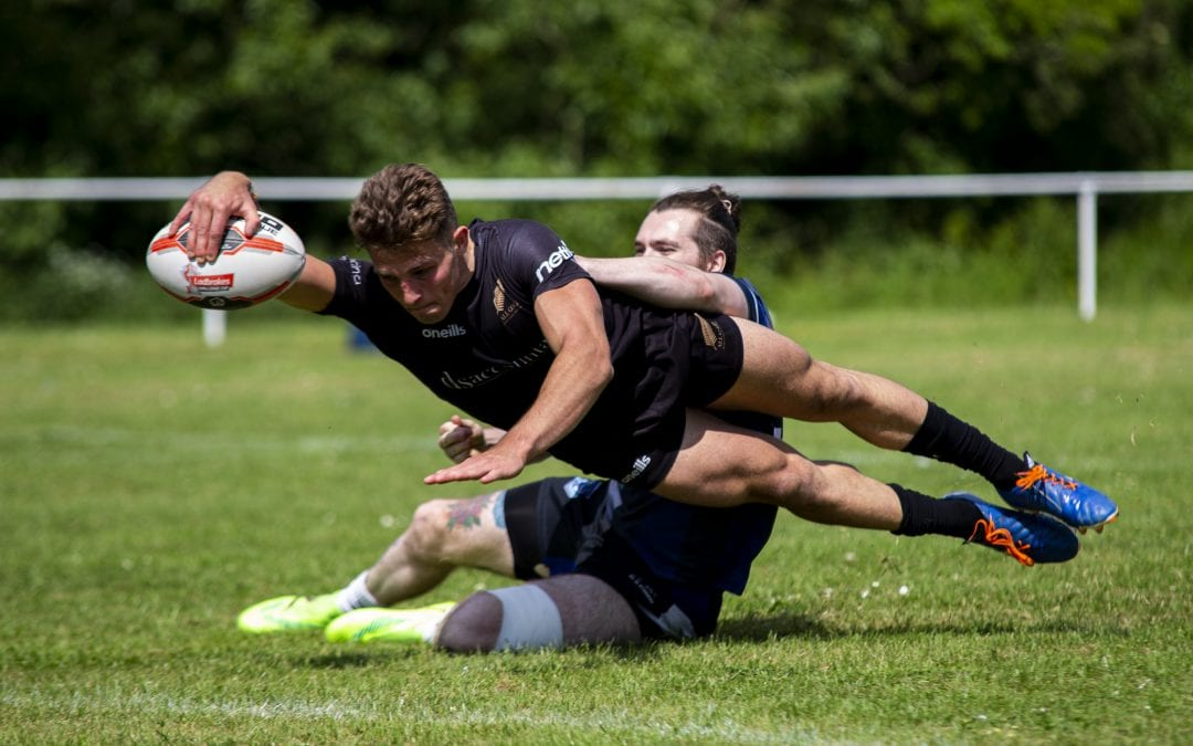 CONTROVERSY REIGNS AS ALL GOLDS SCRAPE HOME