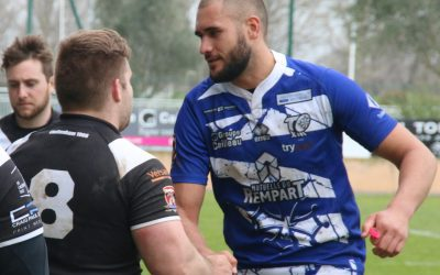 Toulouse and All Golds Rugby League sign a partnership